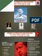 Agenda Alternativa Bolivariana 1996