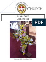 Christ Episcopal Church Eureka April Chronicle 2016