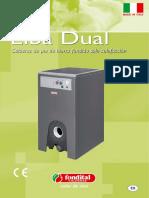 Caldera de Pie Elba Dual Es - Neutro