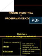 Higiene_Industrial control