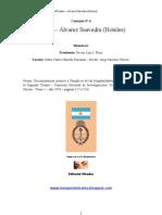 Comisión 6 Duarte – Álvarez Saavedra (Hoteles)