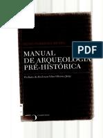 BICHO. Manual de Arqueologia Pré-Histórica