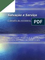 Salvação e serviço.ppt
