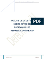 Análisis de La Ley 659
