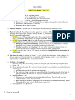 Sales Law Outline