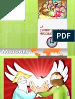 La Espiritualidad Misionera Lmj