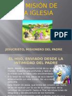 Tema La Mision de La Iglesia