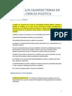 Fundamentos Ciencias Politicas I
