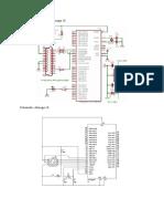 Minimum System AVR Atmega 16
