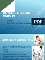 Administración Wais IV