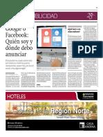 Inversión publicitaria Redes Sociales