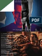 Digital Booklet - Batman v Superman