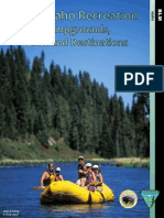 BLM Idaho Recreation  Campgrounds,  Sites and Destinations