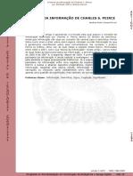 1-Teoria Da Informacao de Charles Sanders Peirce-winfried Noth-Amaral Gurick