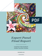 Final Report into Child Youth and Family
