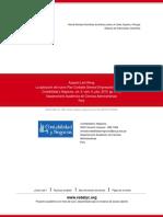 Historia Del Plan de Cuentas Del Perú