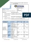 Cronograma de Actividades de Preparación Para Examen Complexivo de Titulación