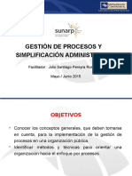 Gestión Por Procesos Sunarp