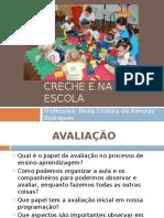 Avaliaçao-Prova