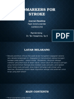 Biomarkers for Stroke