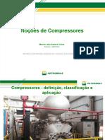 Noções de Compressores
