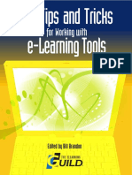 Tips and Tricks for Working With E-learning Tools