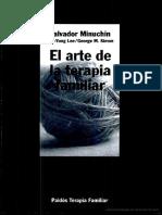 Minuchin- El Arte de La Terapia Familiar