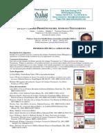 BI219V Libros Profeticos Del Antiguo Testamento