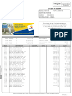 Extractos Bancarios Julio - Sep