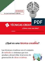 TECNICAS CREATIVAS. como generar una idea.pdf