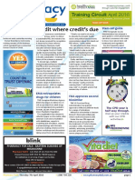 Pharmacy Daily for Thu 07 Apr 2016 - Credit where creditSINGLEQUOTEs due, Allergan merger deal is off, Seven million discounted scripts, Travel Specials and much more