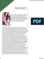 Nota Sobre Intimidad e Hijos en Diario El Ciudadano
