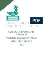 Colegio de Bachilleres Plantel 14 (1)