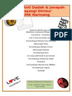 Poster Promosi Minggu PPDa 2016