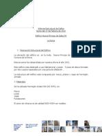 Informe Estructural de Daños causados por el sismo del 27-02-2010. Edificio Nueva Principe de Gales 50