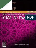 An Explanation of Kitab at-Tawheed
