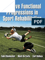 Effective Functional Progression of Sports Rehab