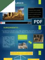 El Neoclasico Historia 2