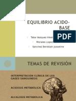 EQUILIBRIO ÁCIDO- BASE (1) (1)