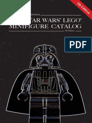 Lego Star wars figura-Quinlan Vos 136 7964