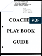 Sells Playbook