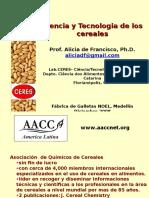 Estructura de Los Cereales