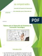 Tópicos Para El Desarrollo de Proyectos de Innovación