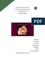 Infanticidio Medicina Legal Trabajo Modificado