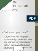 Cuarto Medio Gases Ideales