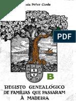 Docfoc.com-Registo Genealogico Das Familias Que Passaram à Madeira - Letra b