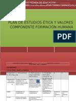 Ética y Valores Ciclo 3.