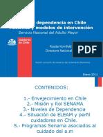 Cuidados Dependencia Chile RKornfeld SENAMA