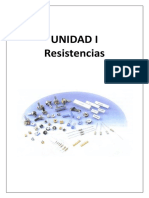 Unidad I - Resistencia