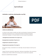 PNL Etapas Del Aprendizaje - Pnl